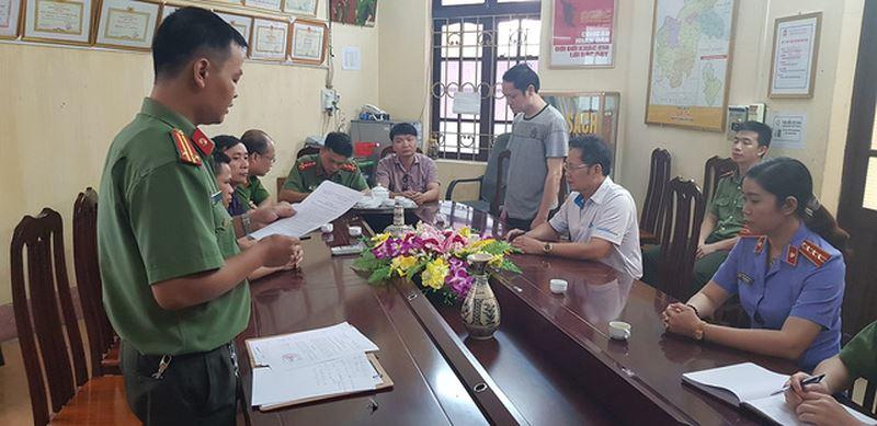 Vụ sửa điểm thi ở Hà Giang: Ông Hoài, ông Lương đổ lỗi cho nhau - Ảnh 2