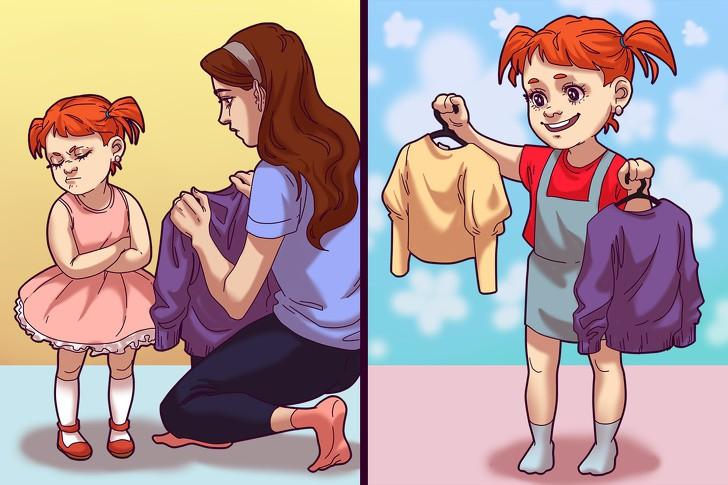 8 hành vi của trẻ tưởng là hư nhưng thật ra rất bình thường, cha mẹ chớ vội mắng oan - Ảnh 8