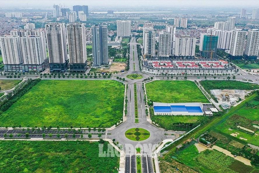 Báo động những cơn sốt đất nền ở các huyện ngoại thành Hà Nội - Ảnh 1