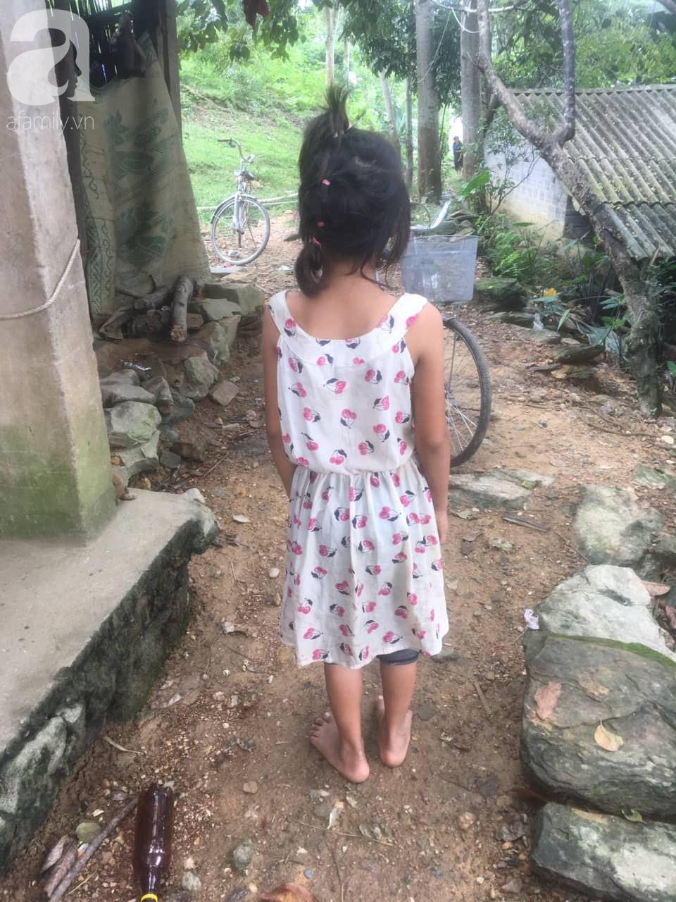 Bé gái 13 tuổi nghi bị gã hàng xóm xâm hại nhiều lần rồi dọa giết nếu tiết lộ ở Hà Giang - Ảnh 3