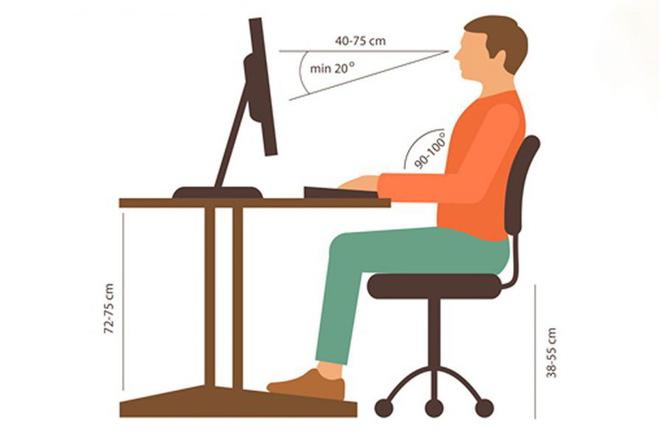 3 căn bệnh xương khớp tấn công dân văn phòng: 6 điều bạn nên làm ngay để không mang tật - Ảnh 4