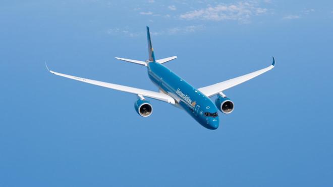 Máy bay hạ cánh cấp cứu nữ hành khách bị chảy máu ngực - Ảnh 1