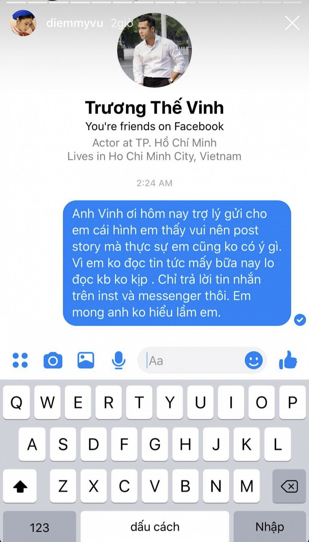 ca si truong the vinh 7