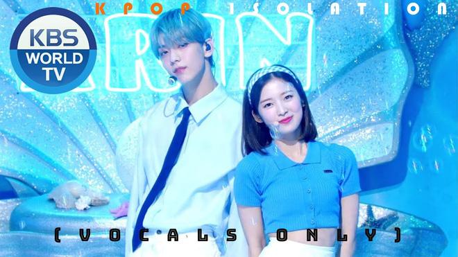 2 MC mới của Music Bank bùng nổ visual nhưng fan lại chú ý đến vũ đạo giãn cách xã hội - Ảnh 1