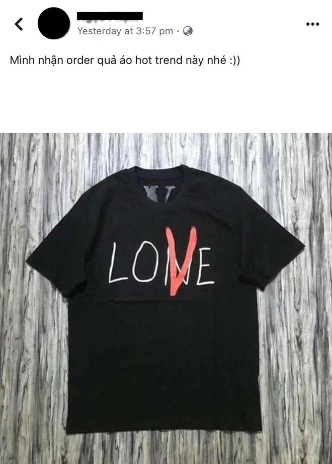Các shop online đua nhau bán mẫu áo phông giống của đại úy Hiền - Ảnh 2