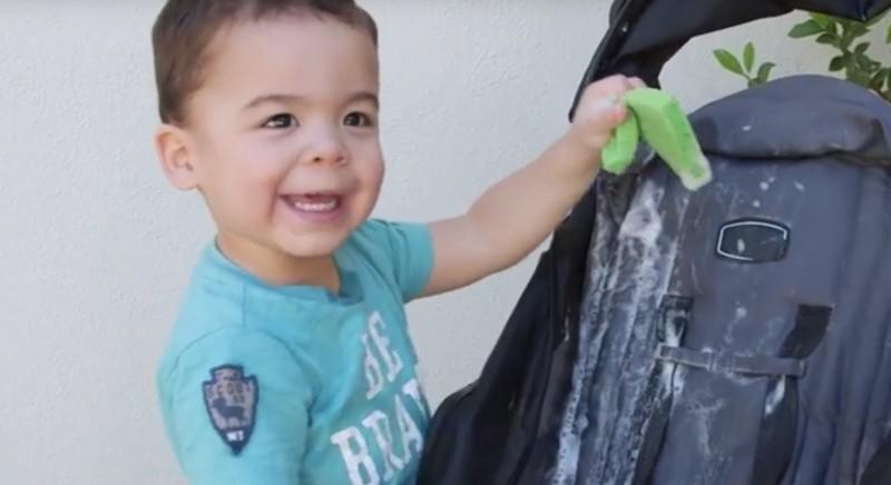 'Bỏ túi' 12 mẹo sử dụng xe đẩy trẻ em siêu hay ho chỉ cha mẹ thông minh mới nghĩ ra - Ảnh 10