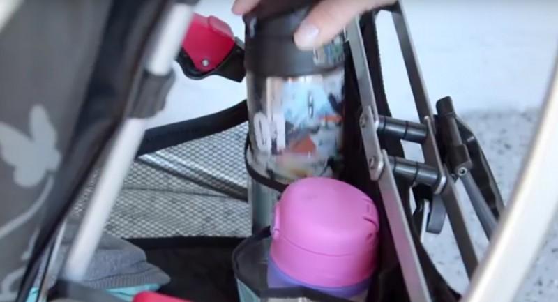 'Bỏ túi' 12 mẹo sử dụng xe đẩy trẻ em siêu hay ho chỉ cha mẹ thông minh mới nghĩ ra - Ảnh 3