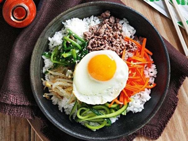 Cách làm cơm trộn Hàn Quốc nổi tiếng nhất xứ sở Kim Chi - Ảnh 4