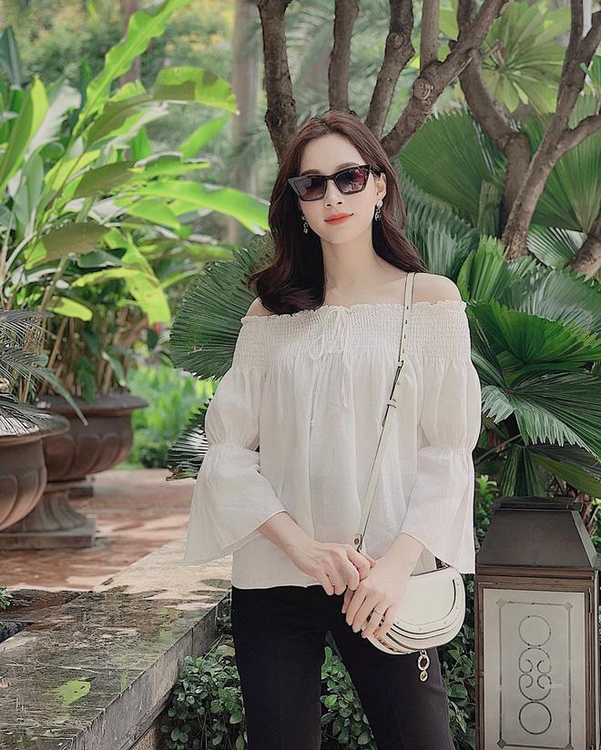 """Đối lập như Hà Tăng và Hoa hậu Thu Thảo: Cùng mê áo trắng nhưng người đậm chất công sở, người lại 'hack"""" tuổi tài tình - Ảnh 5"""