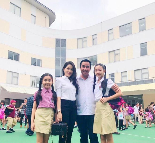 Sao Việt mạnh tay chi tiền tỷ mỗi năm cho con học trường quốc tế - Ảnh 1