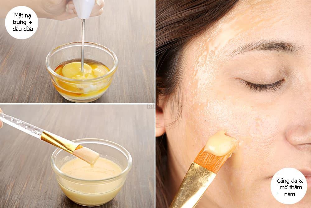 Cách làm mặt nạ dầu dừa chống lão hóa hiệu quả không thua gì mỹ phẩm đắt tiền - Ảnh 7