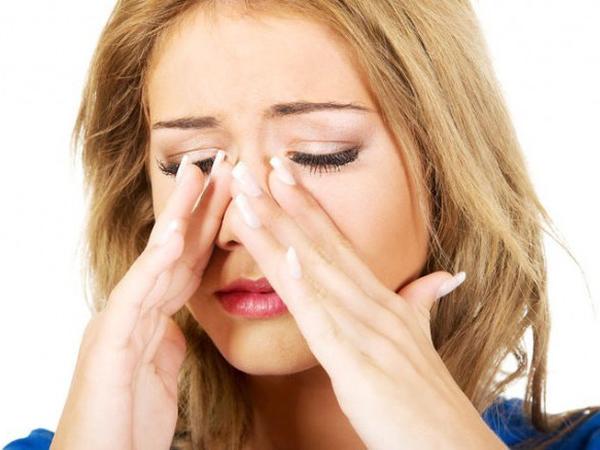 Bệnh viêm xoang mũi điều trị không dứt điểm dễ sang các biến chứng nguy hiểm