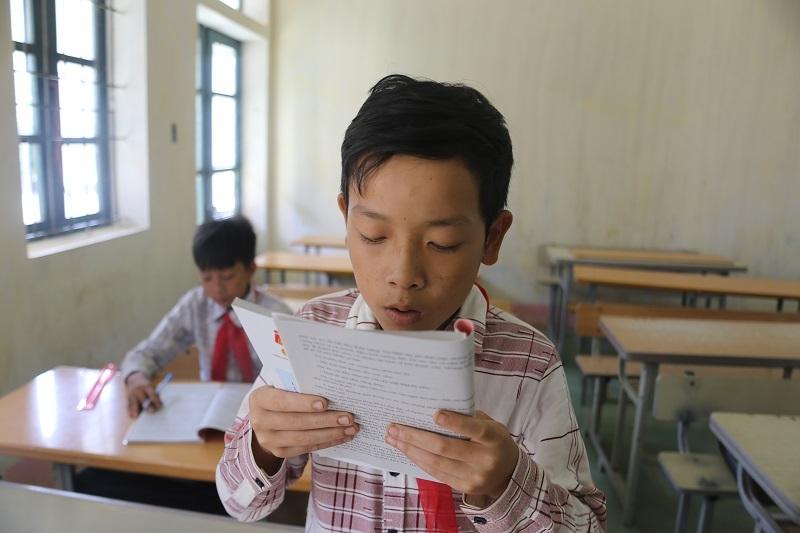 Cậu bé sống một mình trên núi và lời từ chối bất ngờ với thầy chủ nhiệm - Ảnh 5