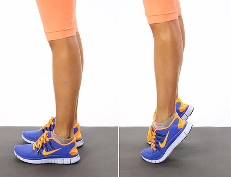 Những cách giúp bạn có bắp chân thon gọn nhanh nhất - Ảnh 2