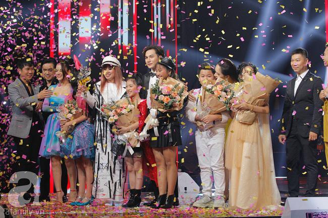 Sau sự cố đọc nhầm tên, tân Quán quân Giọng hát Việt nhí 2019 đã tuyên bố như này về các đối thủ trong cuộc thi - Ảnh 3