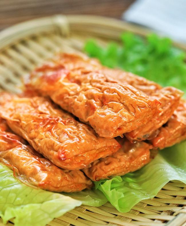 Thực đơn ăn kiêng không còn nhàm chán với món chả gà đậm đà hấp dẫn - Ảnh 8