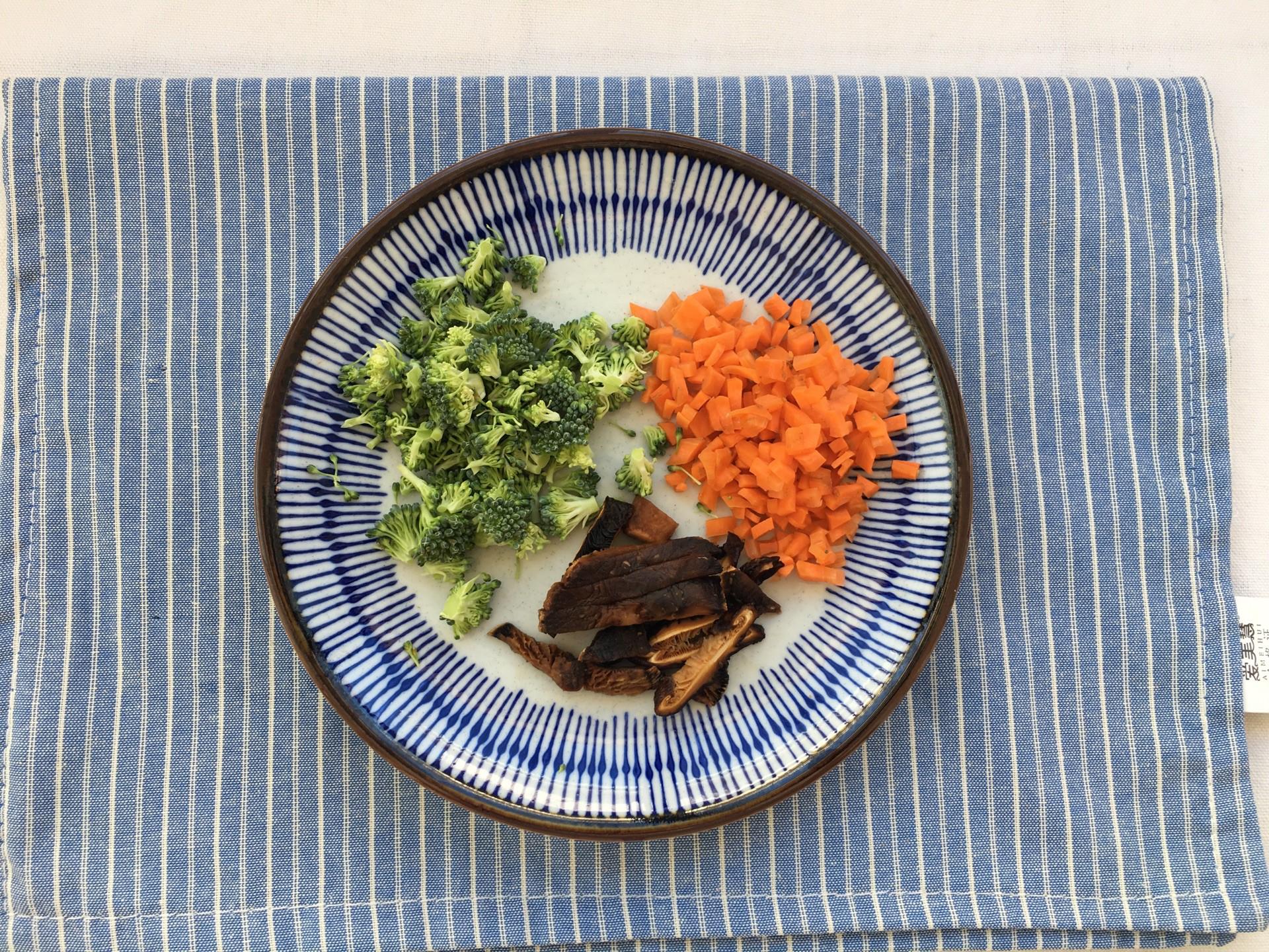Đổi món cho bữa sáng với cháo gà tôm ngọt thơm đầy dinh dưỡng - Ảnh 5