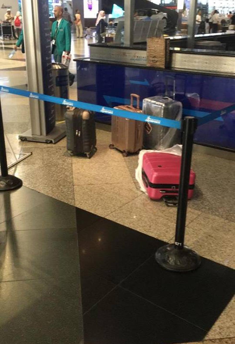 Nói có bom trong hành lý, 2 nữ hành khách Việt bị giữ ở Malaysia - Ảnh 2