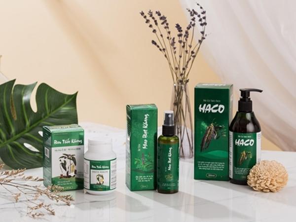 """Bộ sản phẩm Tóc Haco hỗ trợ bảo vệ tóc toàn diện, cho một mái tóc """"không tuổi' - Ảnh 2"""