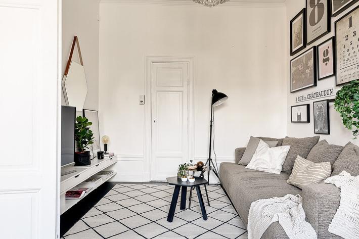 Căn hộ rộng chỉ 42m² của gia đình 3 người sở hữu những góc nhỏ xinh xắn đến bất ngờ - Ảnh 8