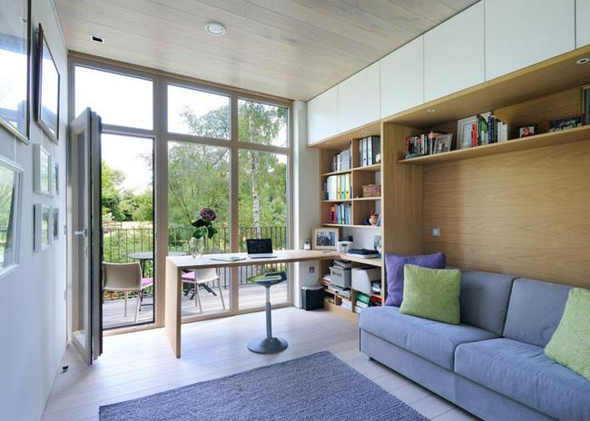Nhà di động thế hệ mới: To rộng như nhà cố định nhưng lại có khả năng di chuyển mọi nơi - Ảnh 6