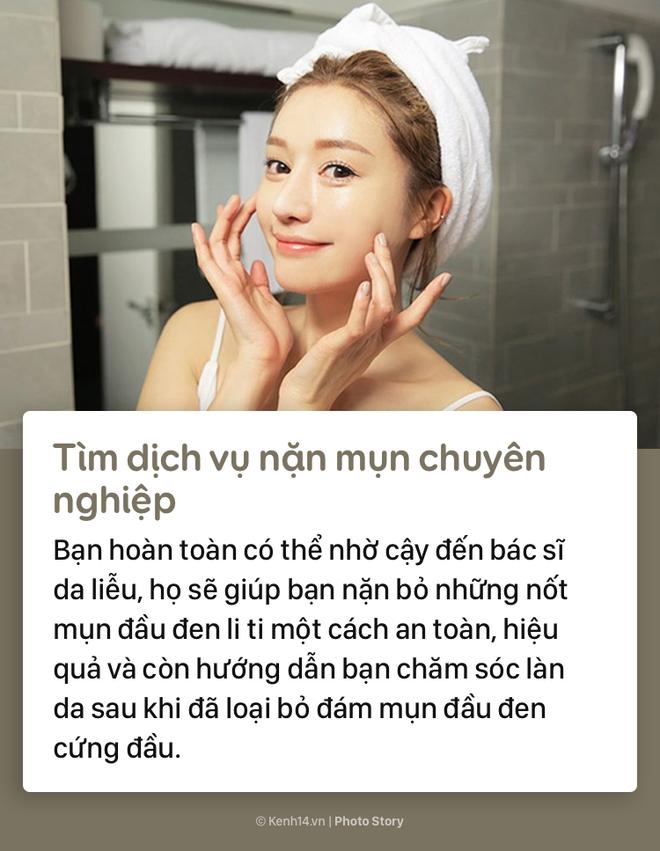 Những cách thức giúp bạn dọn dẹp sạch sẽ mụn đầu đen trước khi tết đến xuân về - Ảnh 3