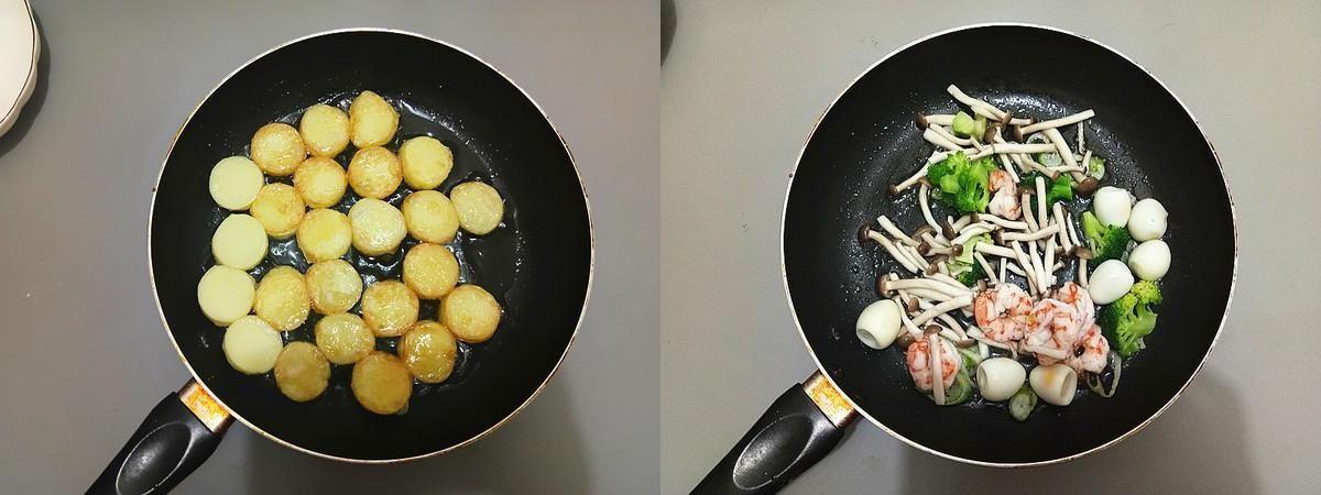 Chỉ là món rau củ xào nhưng làm thế này thì bữa tối không cần nấu thêm gì nữa! - Ảnh 3