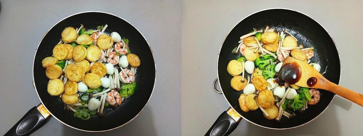 Chỉ là món rau củ xào nhưng làm thế này thì bữa tối không cần nấu thêm gì nữa! - Ảnh 4