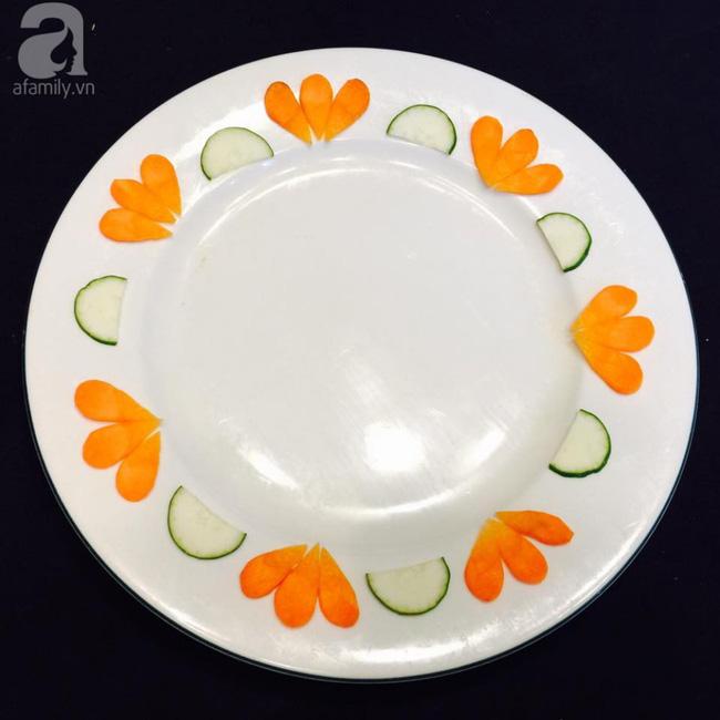 """""""Bỏ túi"""" 10 kiểu trang trí đĩa ăn ngày Tết đơn giản mà đẹp mắt - Ảnh 10"""