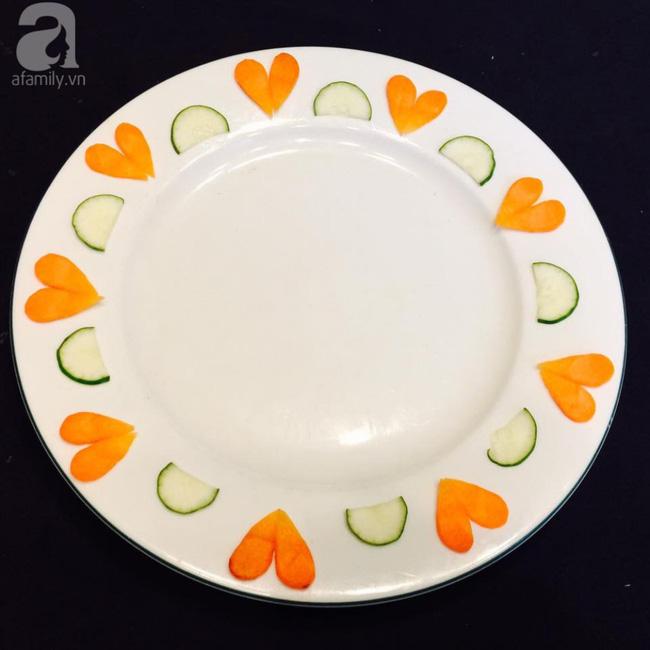 """""""Bỏ túi"""" 10 kiểu trang trí đĩa ăn ngày Tết đơn giản mà đẹp mắt - Ảnh 4"""