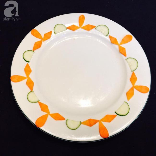 """""""Bỏ túi"""" 10 kiểu trang trí đĩa ăn ngày Tết đơn giản mà đẹp mắt - Ảnh 5"""