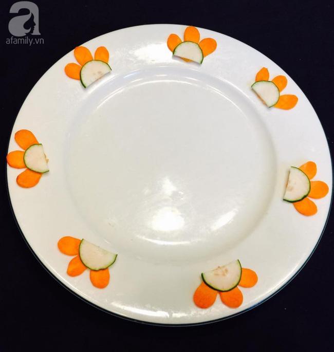 """""""Bỏ túi"""" 10 kiểu trang trí đĩa ăn ngày Tết đơn giản mà đẹp mắt - Ảnh 7"""