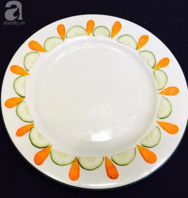 """""""Bỏ túi"""" 10 kiểu trang trí đĩa ăn ngày Tết đơn giản mà đẹp mắt - Ảnh 8"""