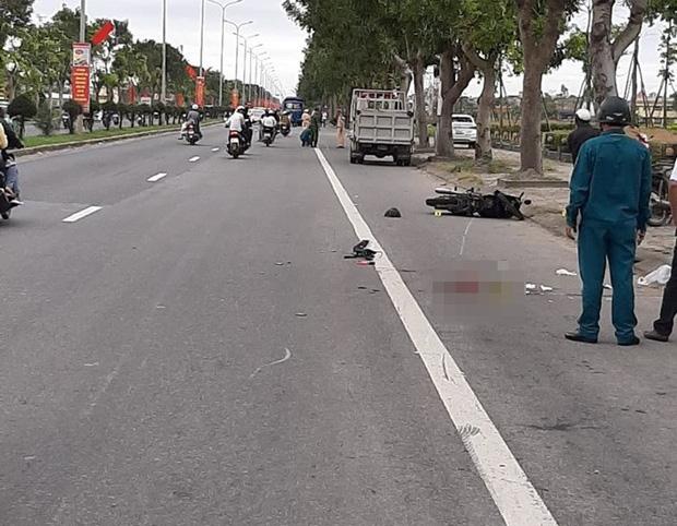 Nam sinh lớp 6 tử vong sau cú va chạm với xe khách ngày mùng 3 Tết - Ảnh 1