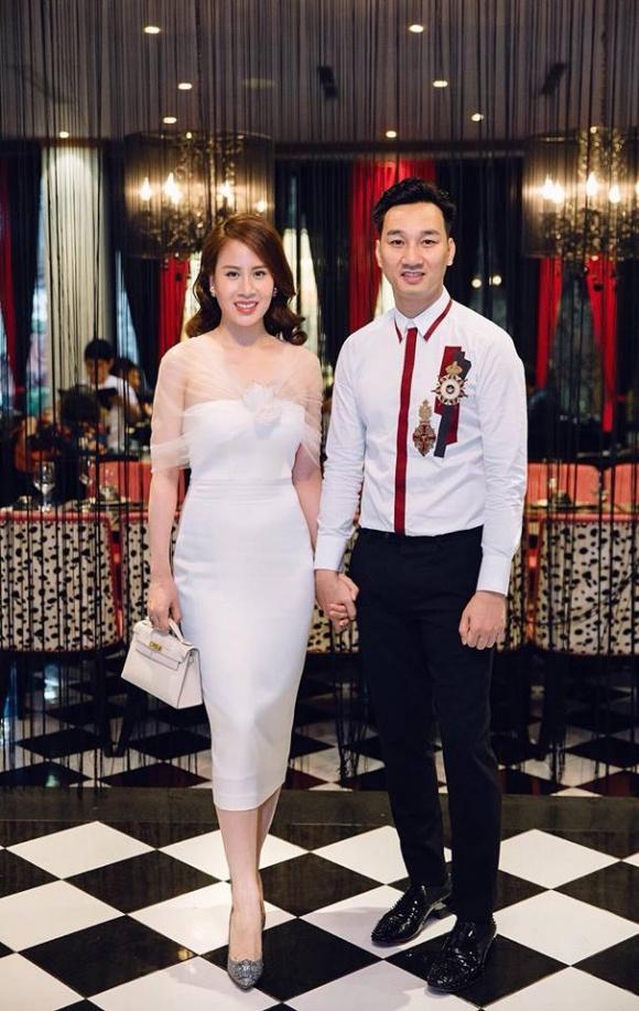 MC Thành Trung tặng túi hàng hiệu, gửi lời ngọt ngào chúc mừng sinh nhật vợ - Ảnh 5
