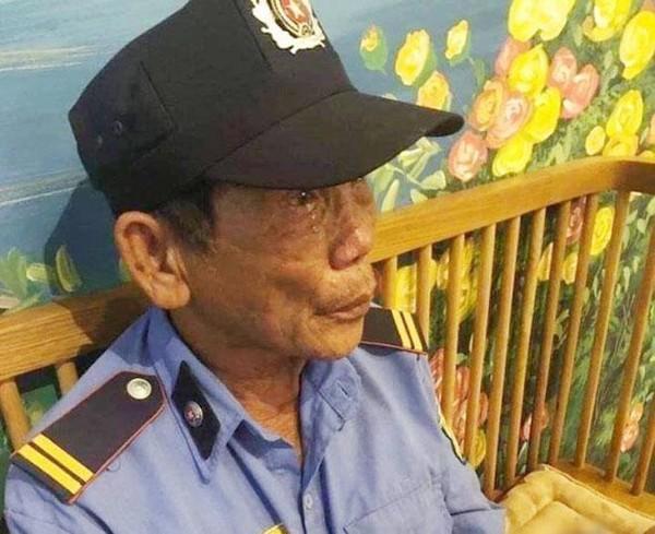 Bác bảo vệ bị dàn cảnh trộm xe SH ở Sài Gòn: 'Tui làm mất xe 40 triệu, được giúp hơn 100 triệu nên tui đem đi chia cho người nghèo hết rồi!' - Ảnh 3