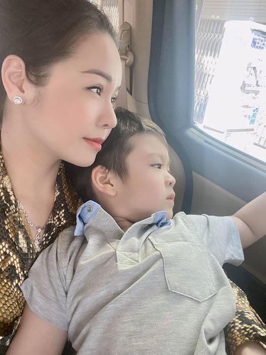 Bị chỉ trích thiếu trách nhiệm với con lại đi nói xấu gia đình chồng, Nhật Kim Anh phản ứng gay gắt - Ảnh 1