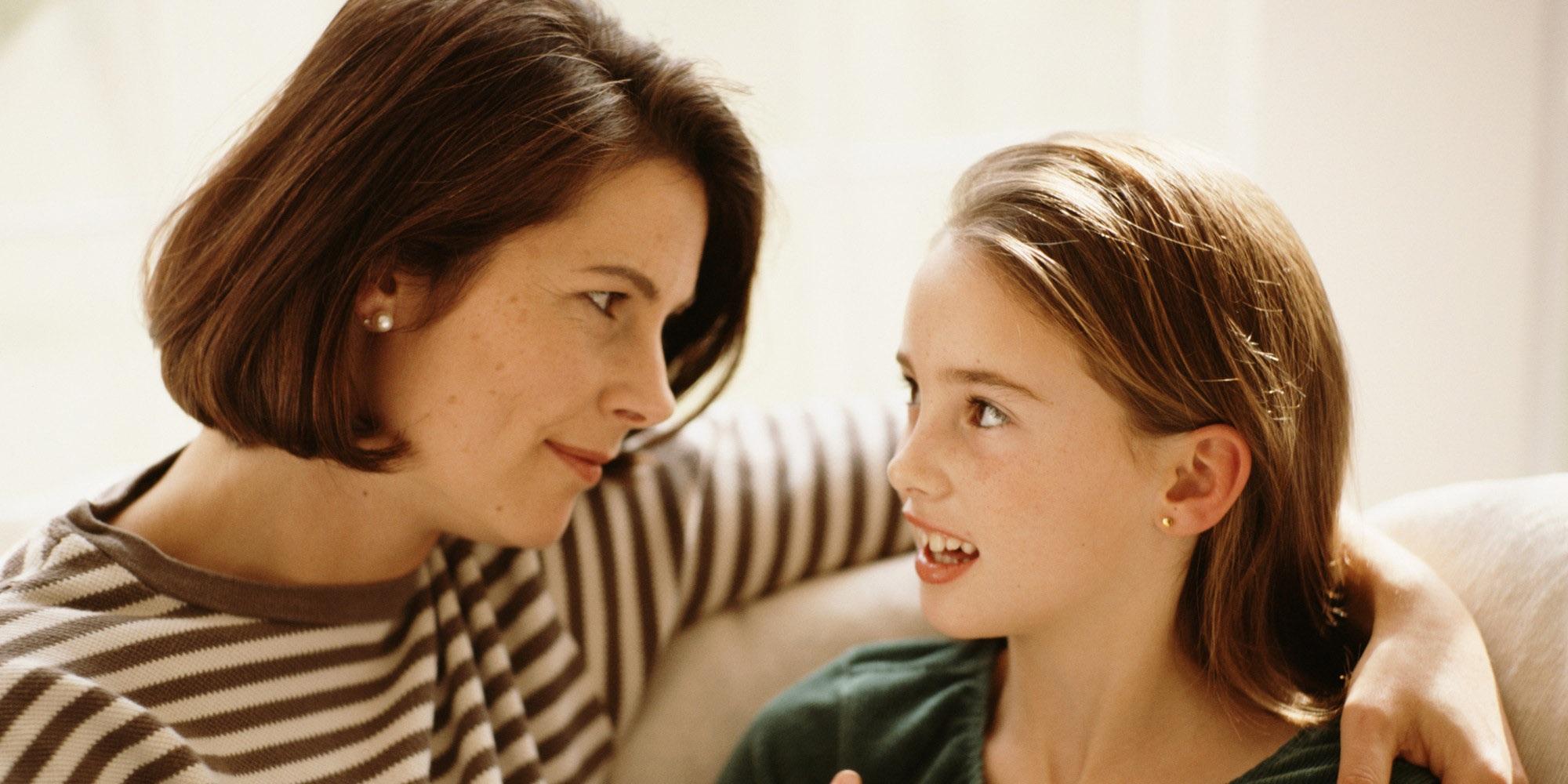 Dạy con tuổi dậy thì: 4 lý do khiến các con không thích cách giải quyết của cha mẹ - Ảnh 1