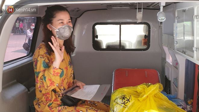 Nữ nhân viên ĐMX và 2 bệnh nhân người Anh mắc Covid-19 ở Đà Nẵng đã xuất viện, Việt Nam chữa khỏi 20 ca - Ảnh 3