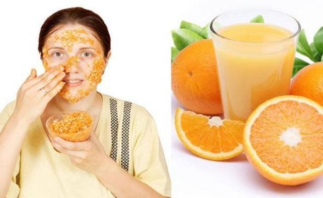 Hạ nhiệt cho làn da với công thức mặt nạ vỏ cam trị mụn thần kỳ - Ảnh 2