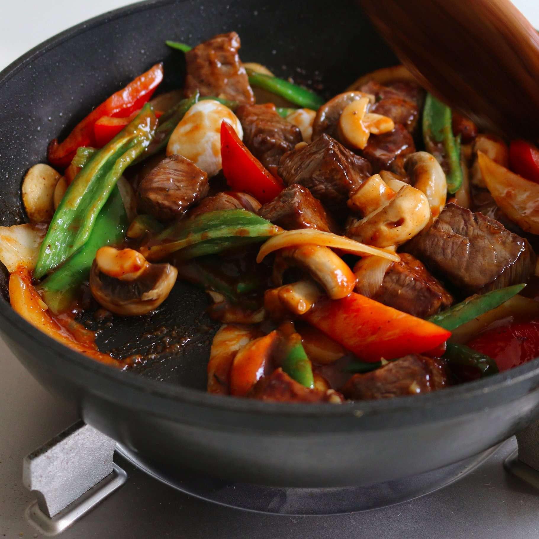 Để có món bò xào mềm ngon, bạn nhất định phải thử công thức này - Ảnh 5