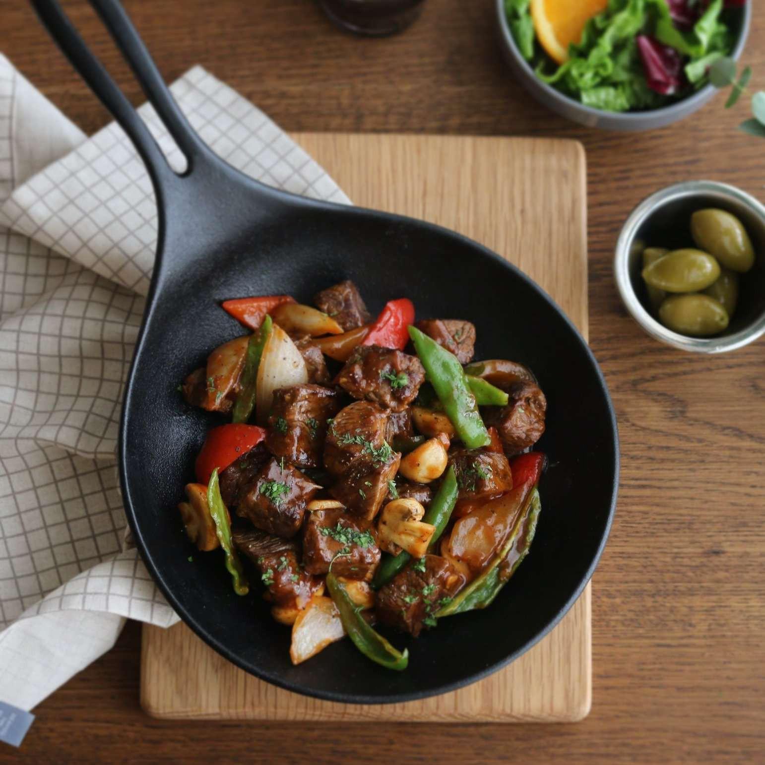 Để có món bò xào mềm ngon, bạn nhất định phải thử công thức này - Ảnh 6