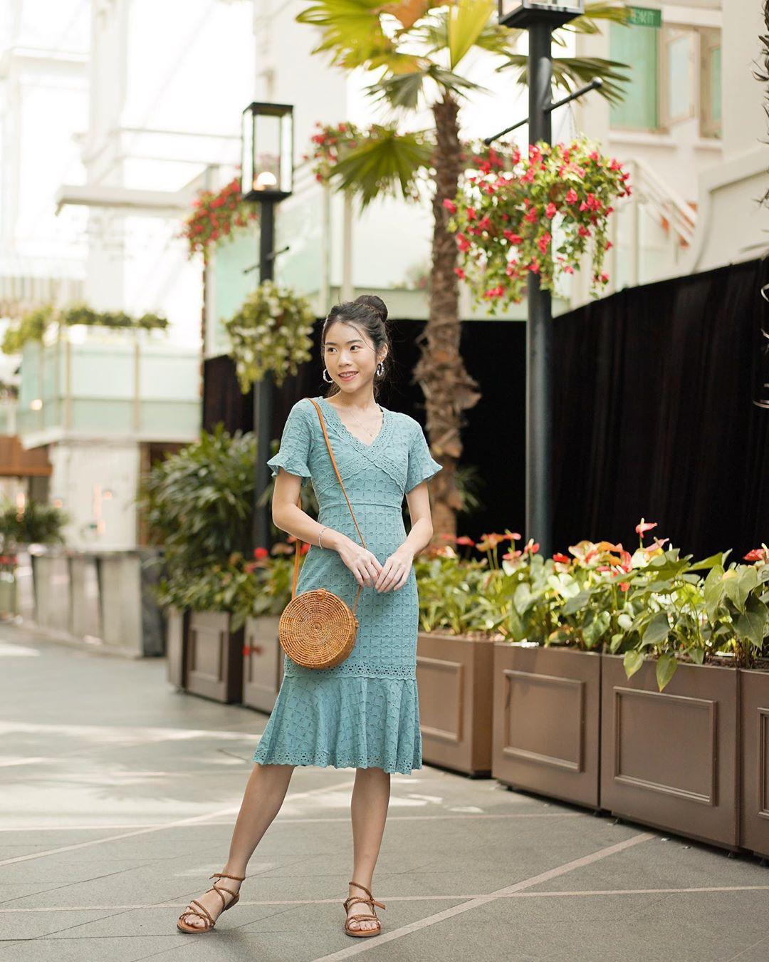 Nàng nào diện váy cũng rất xinh nhưng nếu áp dụng 4 tips sau, vẻ ngoài sẽ càng thêm thanh mảnh và hút mắt - Ảnh 11