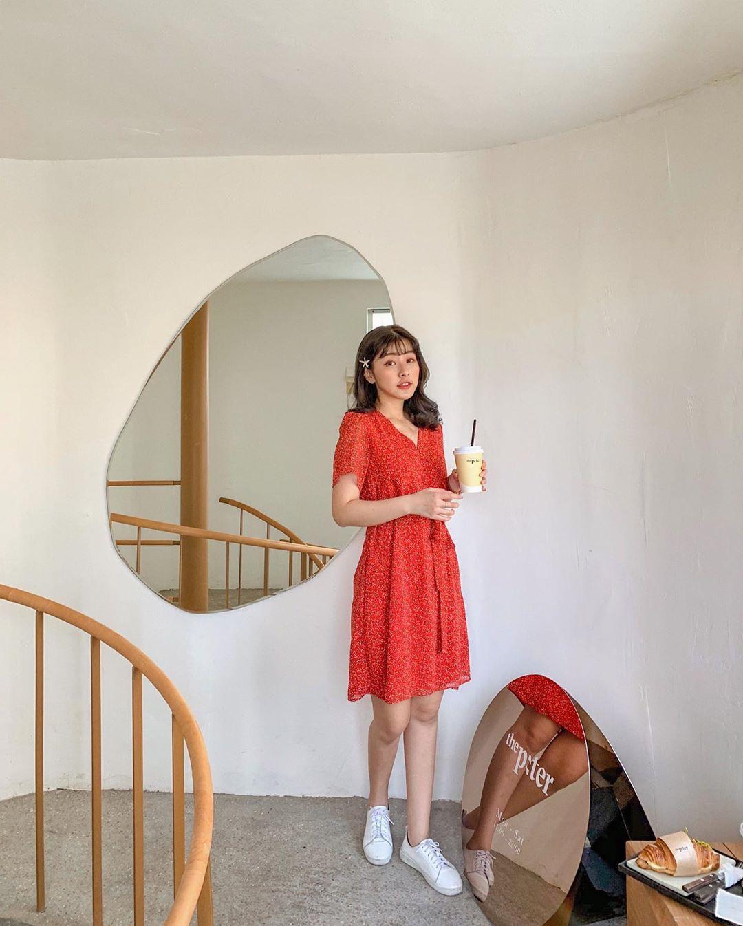 Nàng nào diện váy cũng rất xinh nhưng nếu áp dụng 4 tips sau, vẻ ngoài sẽ càng thêm thanh mảnh và hút mắt - Ảnh 12