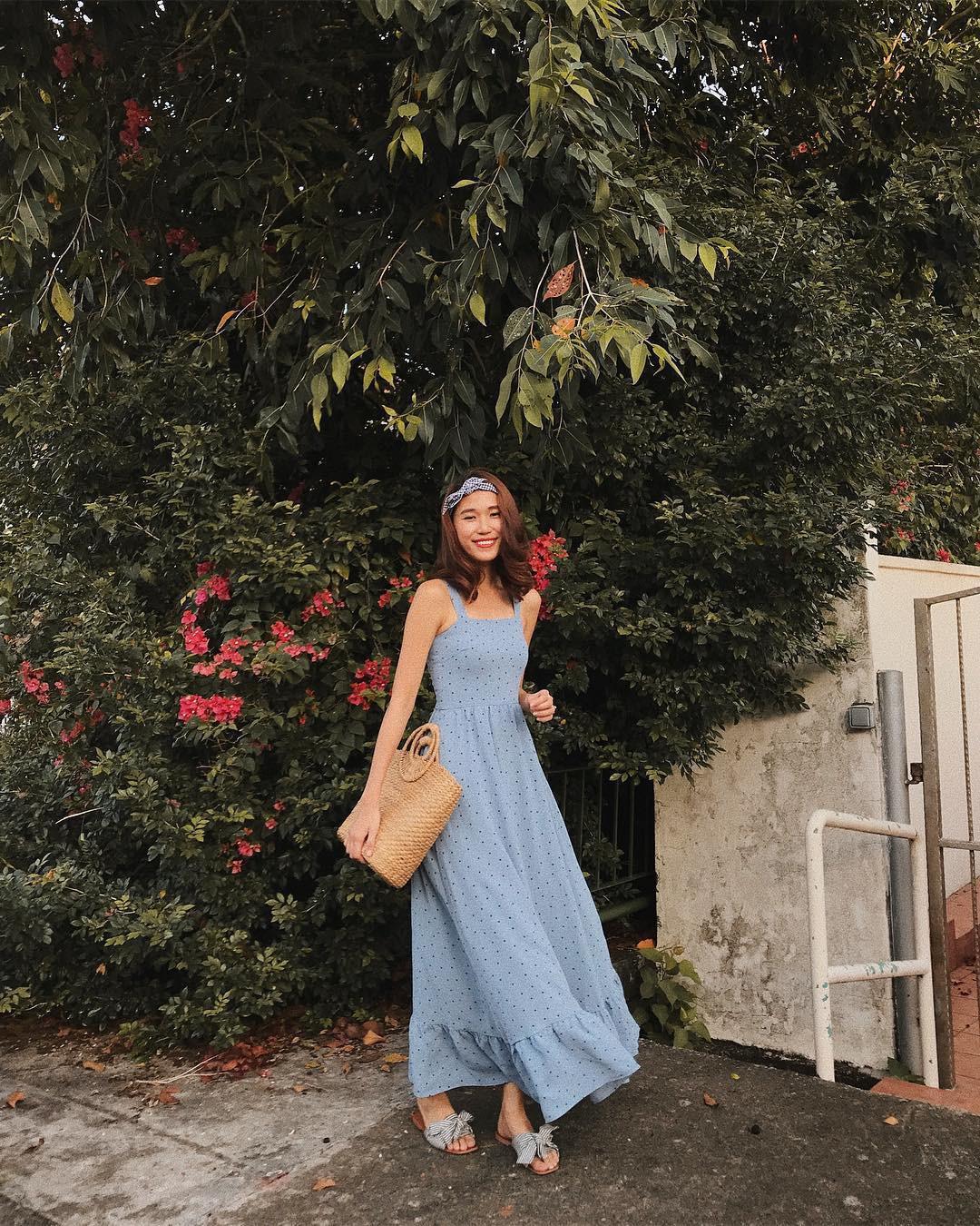 Nàng nào diện váy cũng rất xinh nhưng nếu áp dụng 4 tips sau, vẻ ngoài sẽ càng thêm thanh mảnh và hút mắt - Ảnh 5