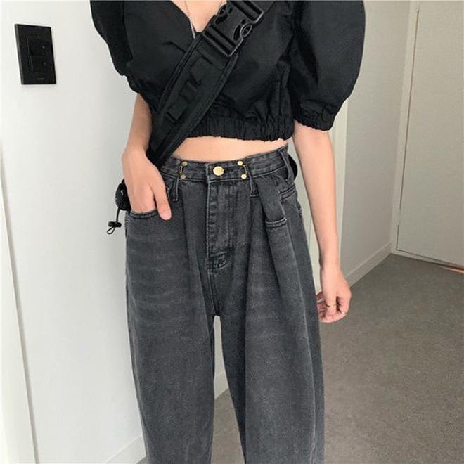 """Có một kiểu quần jeans sao Việt """"phát cuồng"""" mới đây nhưng Rosé thì đã diện suốt từ năm ngoái mới tài - Ảnh 11"""