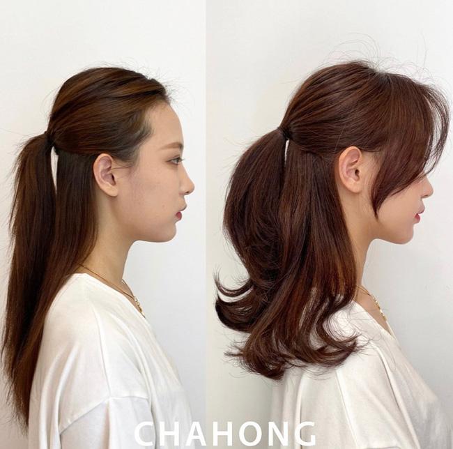 Cứ diện tóc buộc nửa là trông 'quê kiểng', có thể do bạn đã bỏ qua vài thao tác - Ảnh 4