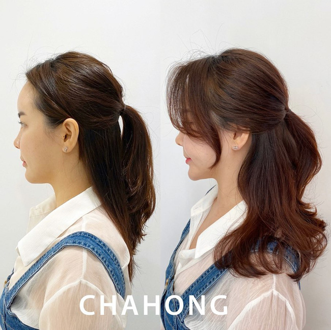 Cứ diện tóc buộc nửa là trông 'quê kiểng', có thể do bạn đã bỏ qua vài thao tác - Ảnh 5