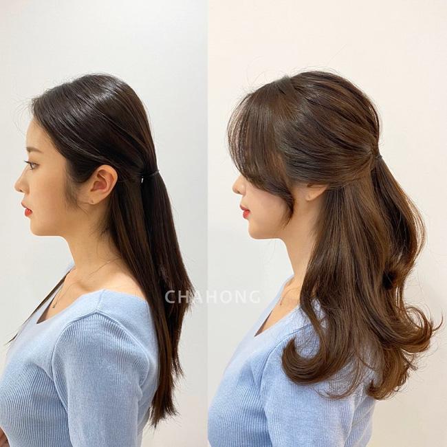 Cứ diện tóc buộc nửa là trông 'quê kiểng', có thể do bạn đã bỏ qua vài thao tác - Ảnh 6