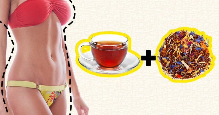 Bất ngờ với 6 loại trà có tác dụng giảm cân và giảm mỡ bụng hơn cả 1 giờ tập gym - Ảnh 6